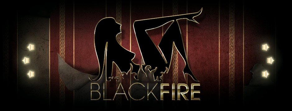 Black Fire Agency Logo