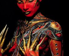 New Fine Art Bodypainting Course, 30th-31st May