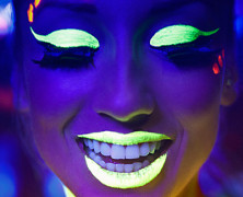 UV Portraits with Girls Roc